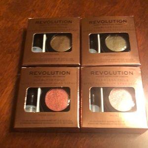 4 Revolution Flawless Foils